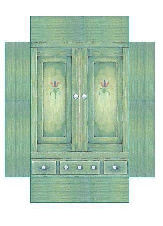 Pinterest el cat logo global de ideas - Muebles armarios roperos ...