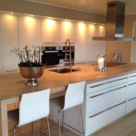 einrichtungsideen küche einrichtungstipps barhocker theke Haus - theke für wohnzimmer