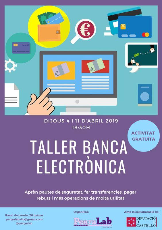 Taller banca electrònica