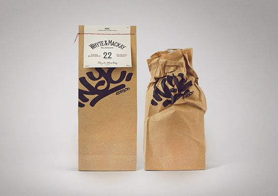 Whyte & Mackay. New York Limited Edition on Packaging of the World - Creative Package Design Gallery