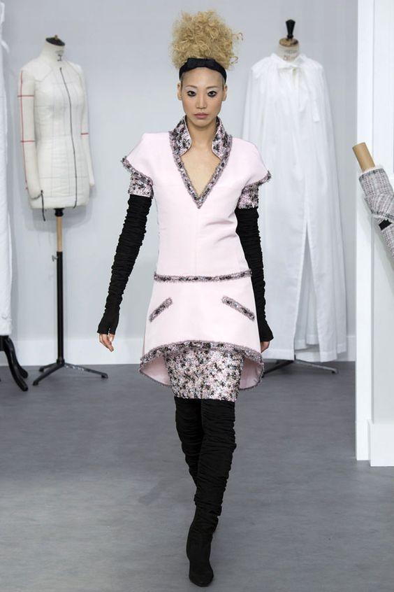 Derrière les coutures: Chanel Couture Automne 2016 | Hint Fashion Magazine
