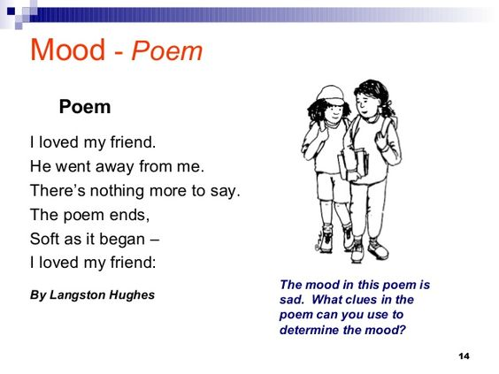 Poem With Repetition Examples - Google Search