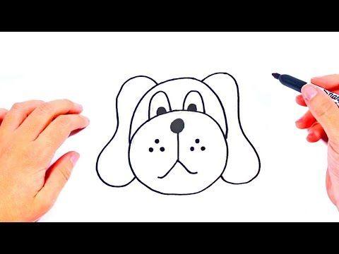 Como Dibujar Un Perro Paso A Paso Dibujos Para Ninos Pequenos Youtube Como Dibujar Un Perro Perros Para Dibujar Faciles Dibujos Faciles De Perros