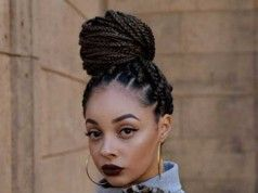 Pretty Nice Hairstyles for Black Ladies