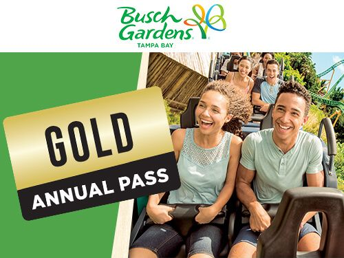 Busch Gardens Bring A Friend Pass