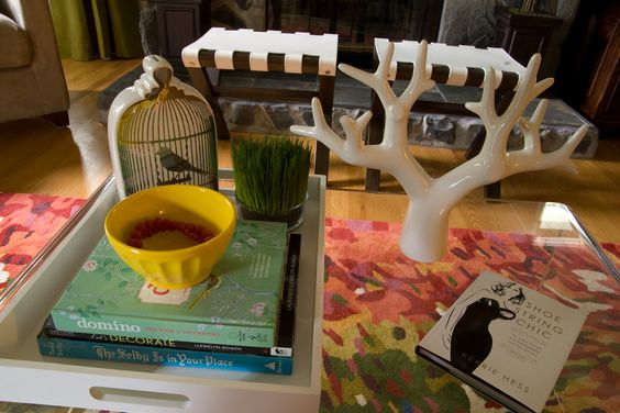 books and yellow bowl