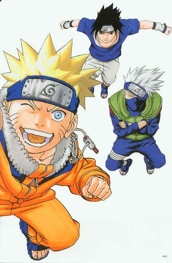 Naruto shippuden naruto and google on pinterest - Coloriage naruto shippuden en couleur ...