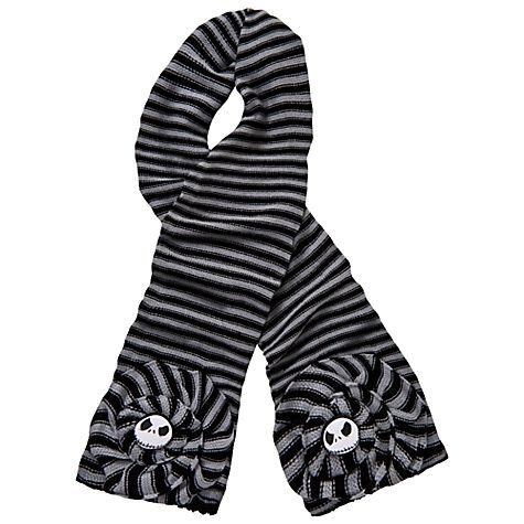 The Nightmare Before Christmas Scarf