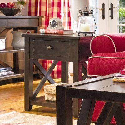 Paula Deen Home The Bag Lady's End Table | Wayfair
