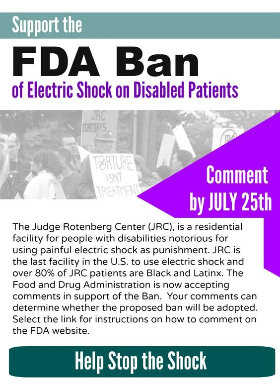 https://silencebreakingsound.wordpress.com/2016/05/07/tell-the-fda-stop-the-shock/#instructions