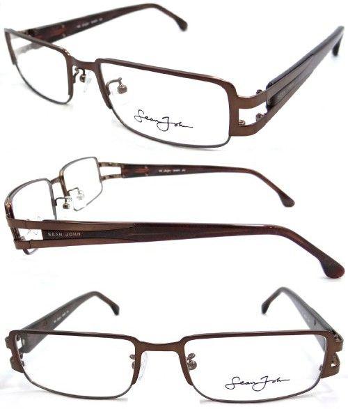 New Authentic Sean John Rx Eyeglasses Frames Sj4037 204 54x18 ...