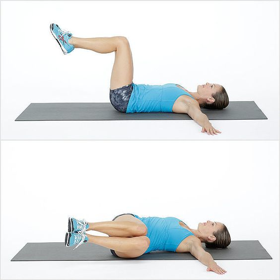 Work Your Entire Body and Never Leave the Floor With This No-Sweat Workout