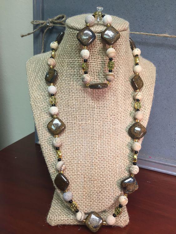 Who Dat Jewelry Set