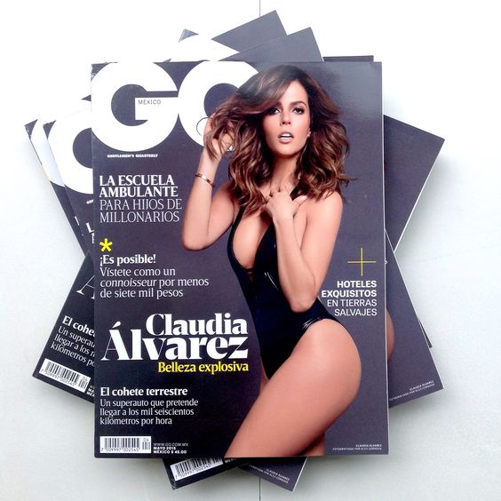 GQ Mexico, May 2015 - Claudia Álvarez - See more: www.condenastinternational.com/shop www.instagram.com/condenastworldwidenews email: cnwwn@condenast.co.uk for enquiries