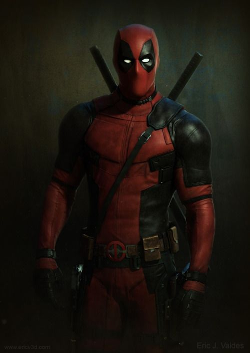 Movie Deadpool - Eric Valdes