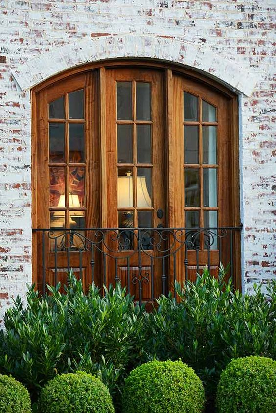 Bricks Cherries And Doors On Pinterest