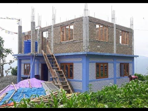 Youtube Brick House Designs New House Plans Bird House Plans House designs software free design in nepal after earthquake. pinterest