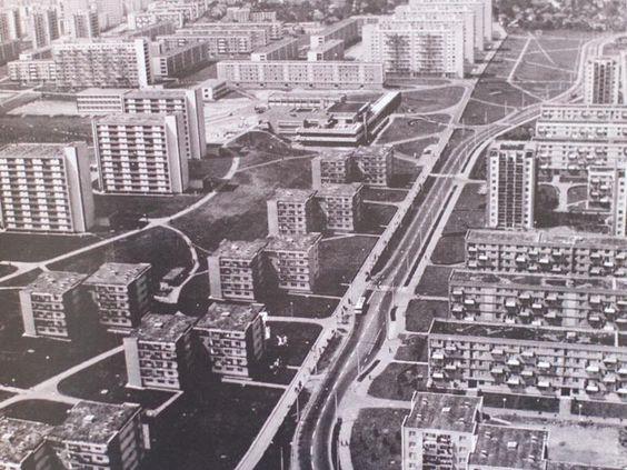 Cartierul Gheorgheni anii 1960