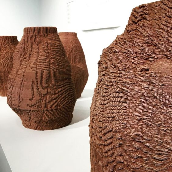 ceramics and theory - Some blobs by Olivier van Herpt and Sander Wassink...