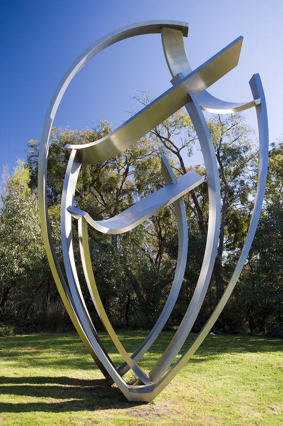 Sculpture Park - McClelland Gallery & Sculpture Park in Langwarrin, Vic. Australia.  Well worth a visit.