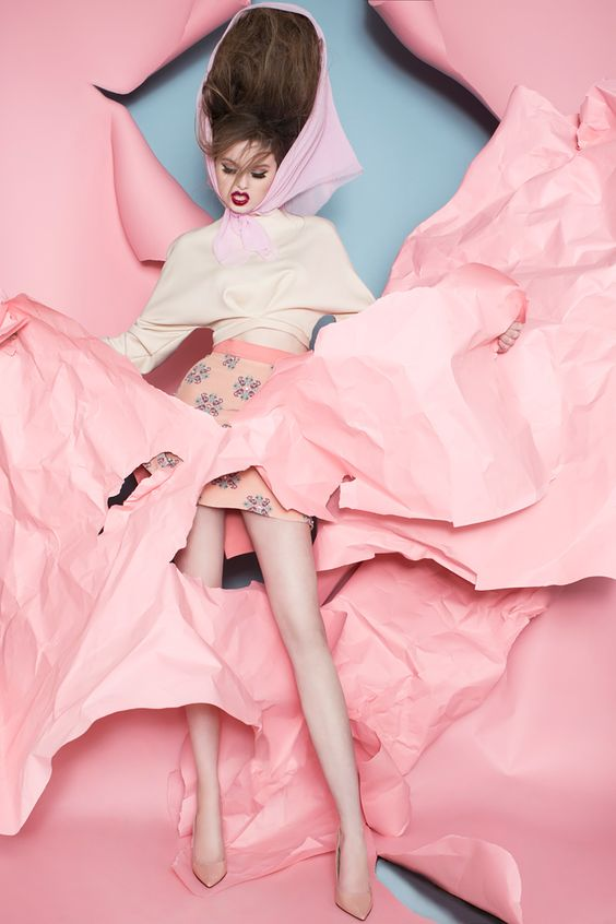 Toronto designer Matthew Gallagher puts us in the mood for spring with a retro-inspired lookbook