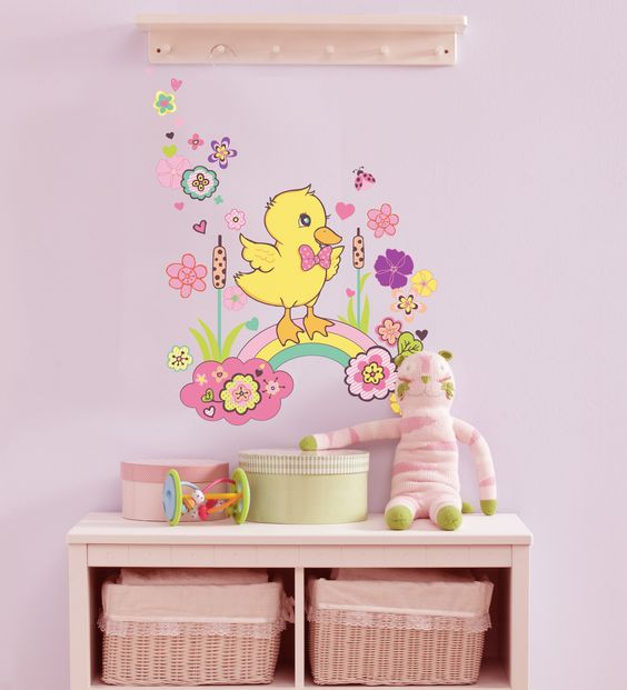 Sassy Duckling Decal
