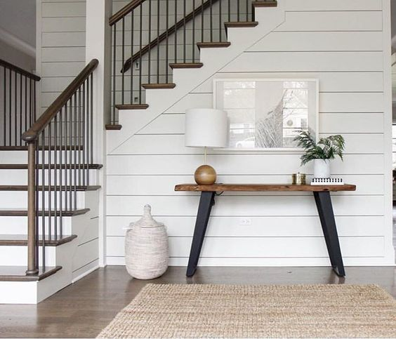This weeks favorite finds are up on the blog!  Cool shiplap entry by…