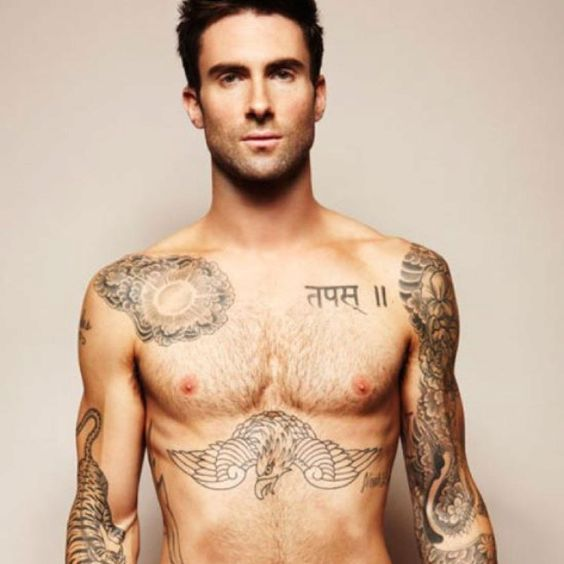 I don't typically like guys like this but whoa! AL is hott!