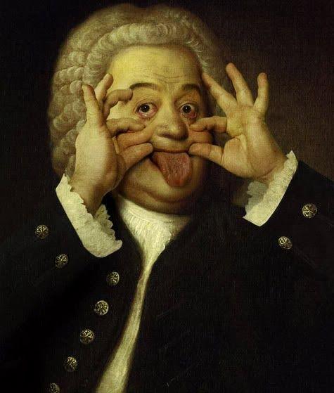 Bach and Gardiner