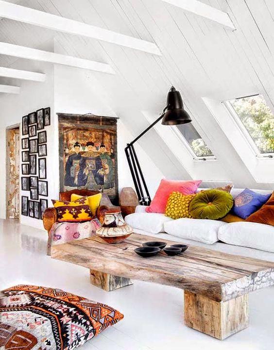 Interiors│Swedish waterfront home
