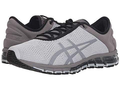 Asics Gel Quantum 180 3 Mid Grey Black Asics Shoes Asics