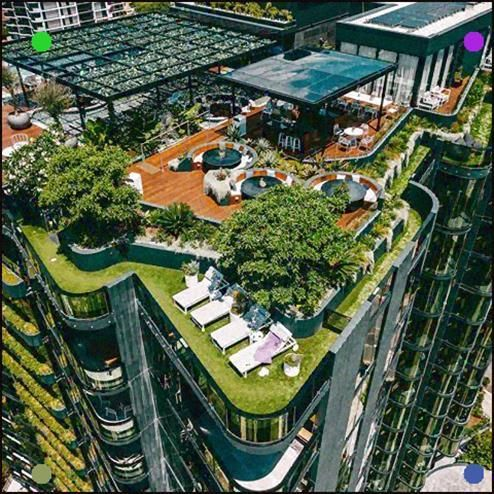 As Our Cities Densify The Provision Of Rooftop Amenity Is Becoming Increasingly Important To Urban Life In Australian Cities The In 2020 Rooftop Sky Garden Outdoor Restaurant Patio