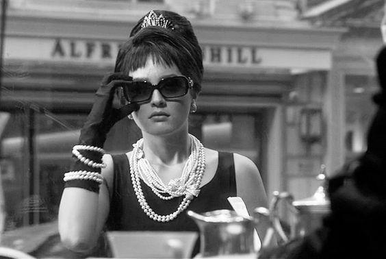 8 vezes que Blair Waldorf foi Audrey Hepburn