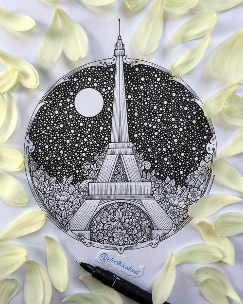 Drawing by  visothkakvei