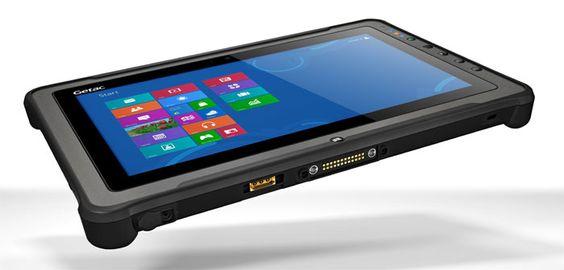 Tablet resistente Getac F110 con Windows lanzada
