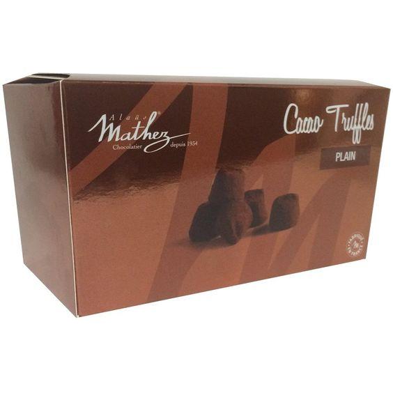 自分史上最高チョコ!「マテス ファンタジートリュフチョコレート」