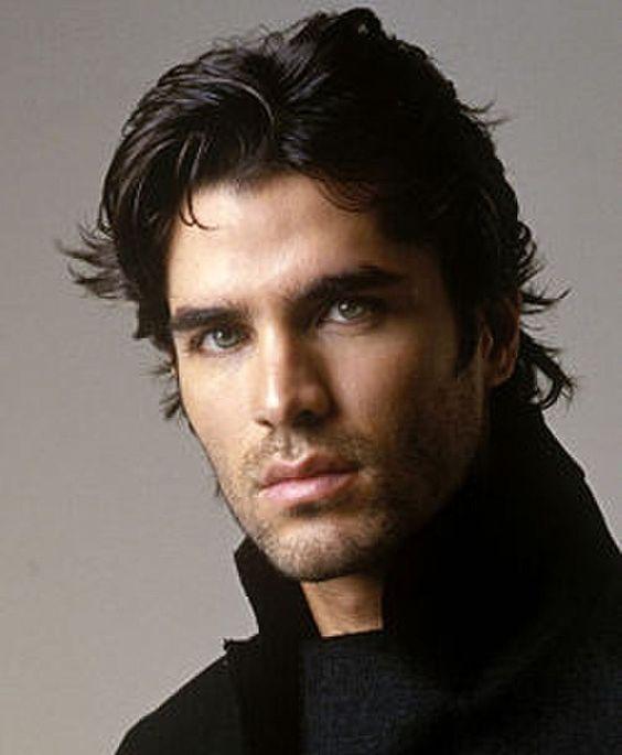 Eduardo Verastegui Perfect Men's Hairstyles