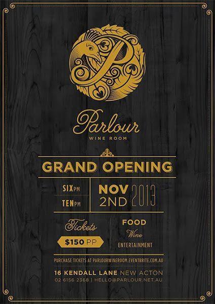 grand opening invitation ideas best of