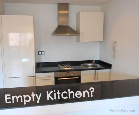 Building A Minimalist Kitchen From Scratch The