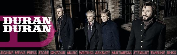 Love Duran Duran!!