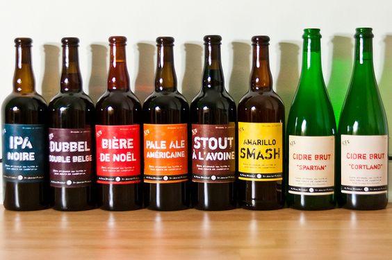 Nouvelles étiquettes by Pierre-Étienne Messier, via Flickr