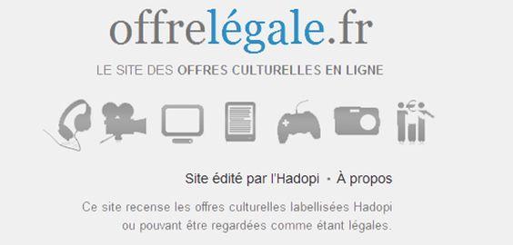 Découvrir les 236 offres gratuites de la plate-forme offres culturelles labellisées Hadopi
