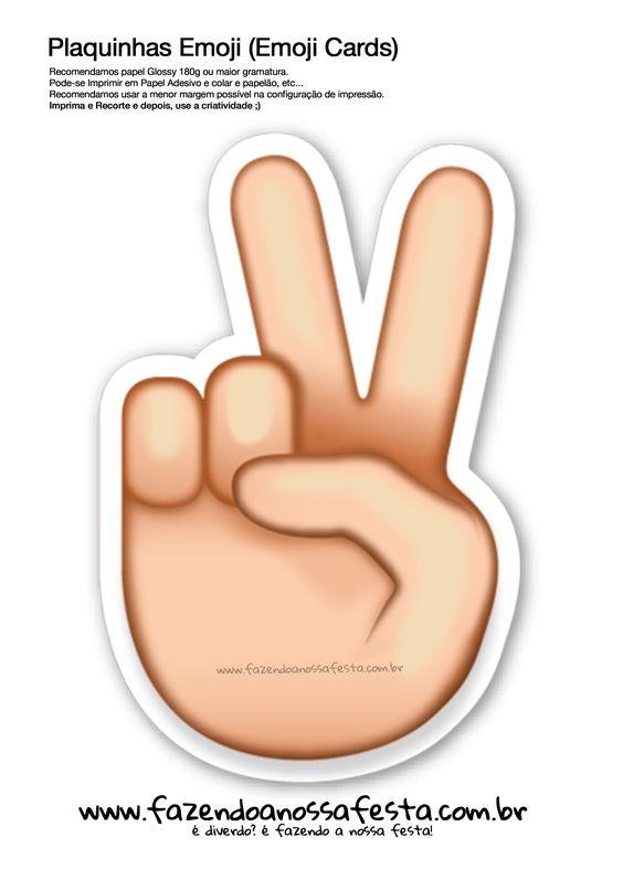 Plaquinhas Emoji Whatsapp 14