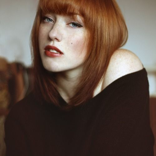 Great Defender - Pretty Faces, Redheads and... SFW
