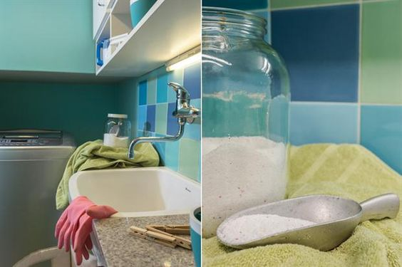 laundry room colors!