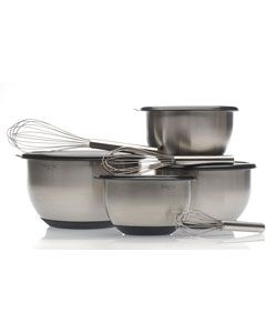 11-piece Pro Mixing Bowl Set