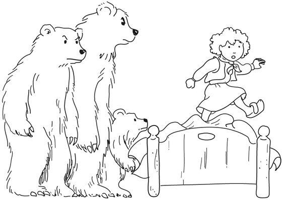 coloriage: Kindergarten, Eventyr Verden, Children Coloring, Kleuterthema Sprookjes