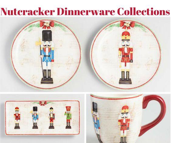 Nutcracker Dinnerware Collection