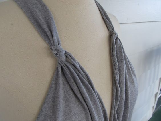 DIY no-sew clothes?