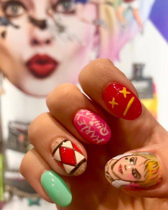 Pin On Nail Fashion And Art